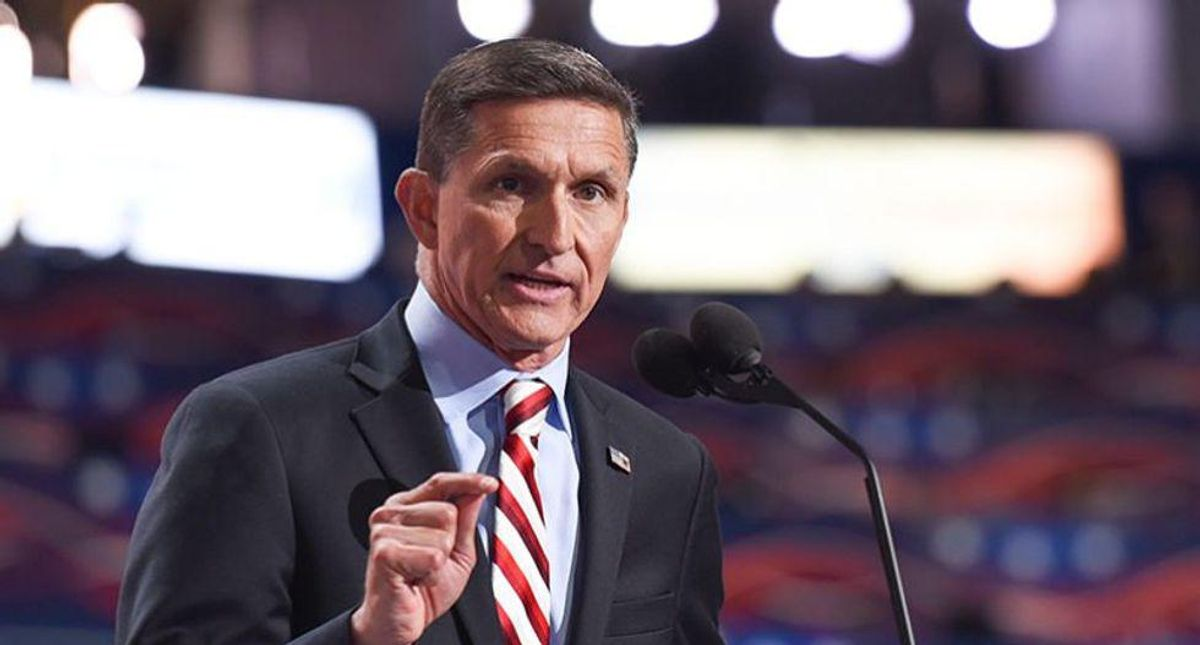 Flynn was just the beginning: Trump ignored 'giant red alarms' and let extremists take over the GOP