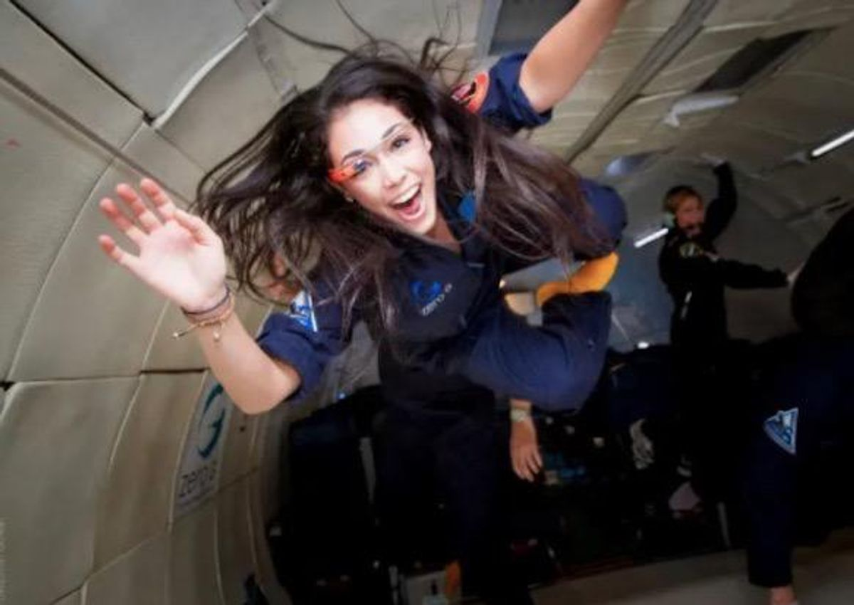 TikToker in space: Virgin Galactic to send up well-known researcher