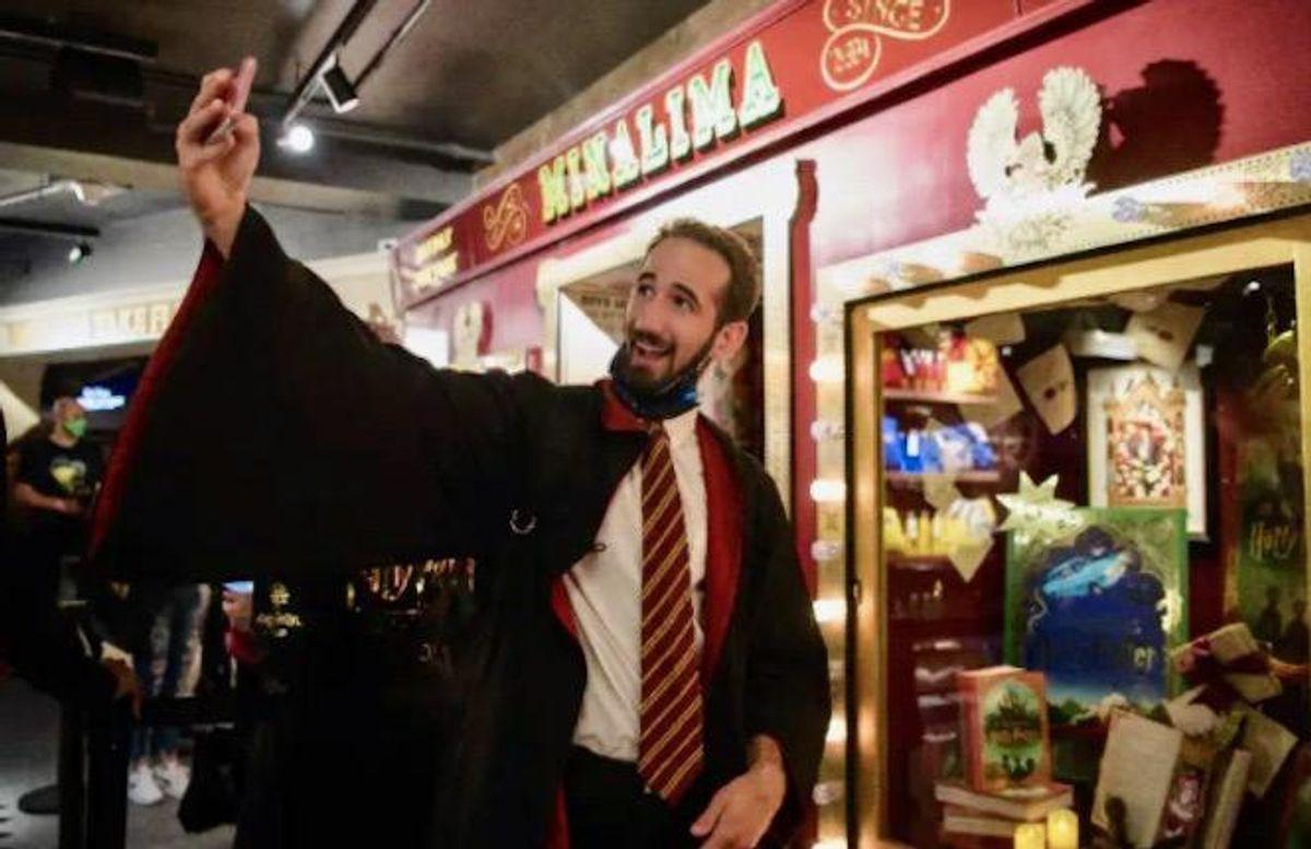 Huge Harry Potter store opens in New York