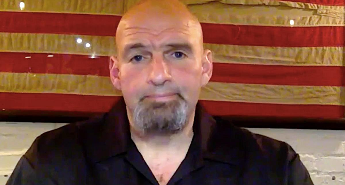 Dem John Fetterman mocks Pennsylvania GOP's 'sad carnival barking' with push for Arizona-style 'audit'