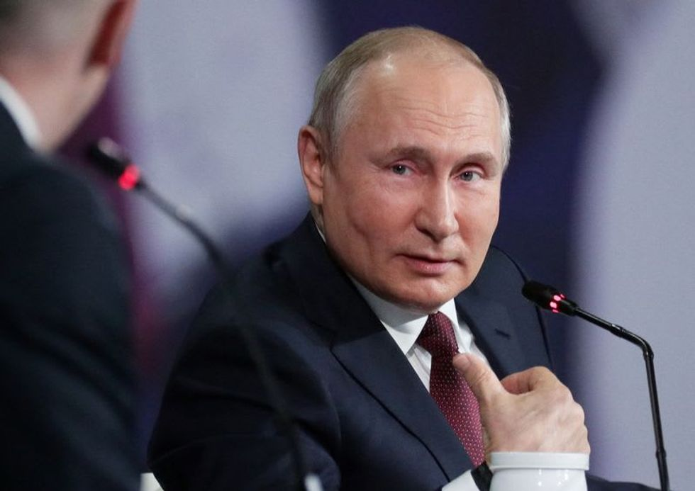 Putin calls US ransomware allegations an attempt to stir pre-summit trouble