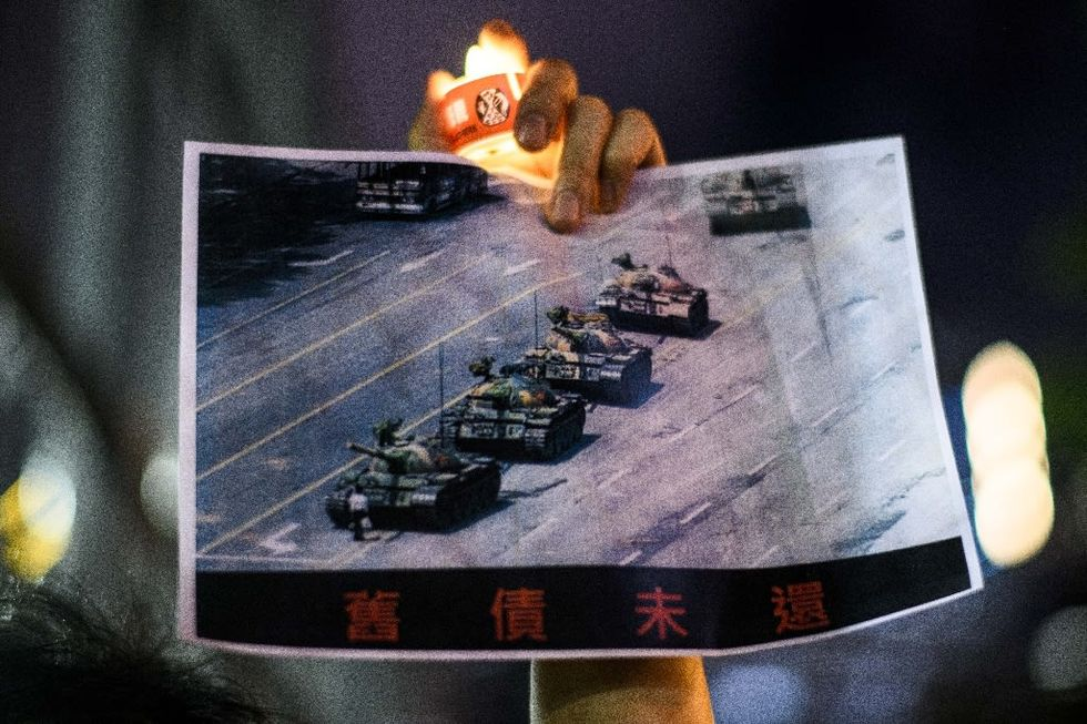 Famed 'Tank Man' photo vanishes from Microsoft's Bing search engine — even outside China: report