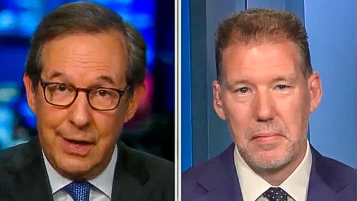 Chris Wallace destroys GOP scam of demonizing Dr. Fauci: 'There seems to be no hard evidence'