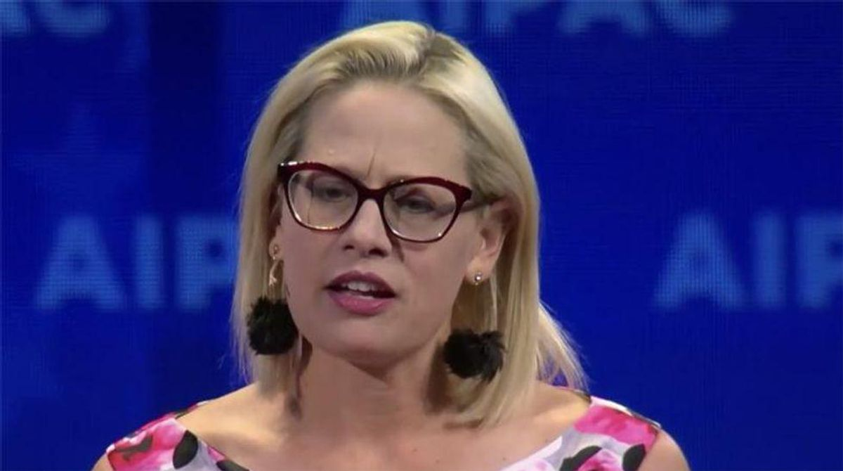 Kyrsten Sinema playing both sides on policies has just made both sides hate her: MSNBC panel