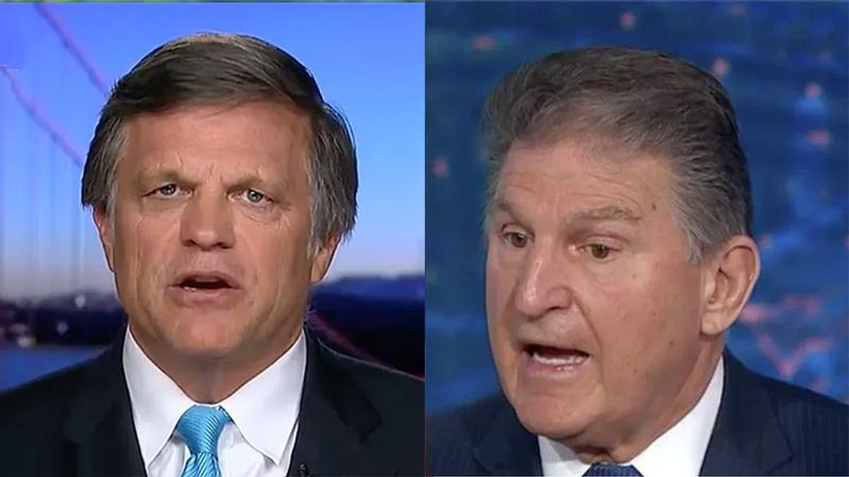 Presidential historian calls 'baloney' on Joe Manchin claim filibuster stance is about 'protecting the Senate'