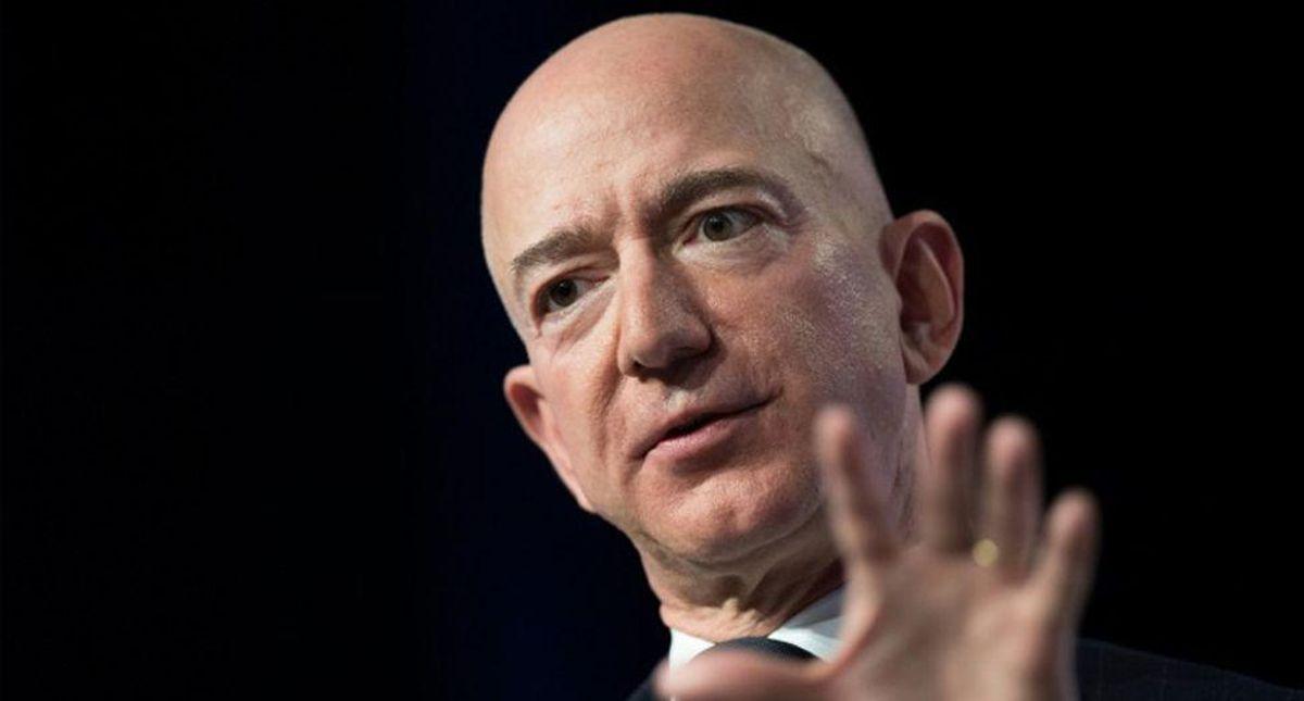 Amazon's Jeff Bezos to go to space on Blue Origin flight