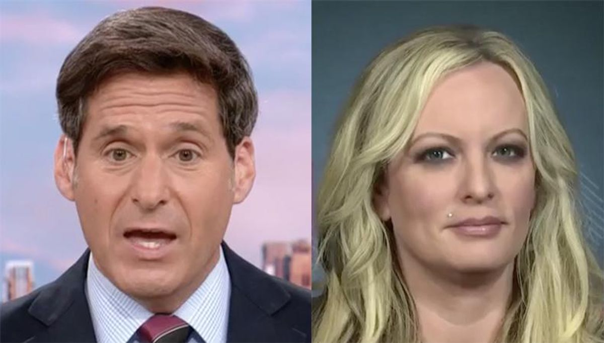 'Comical and sad': Stormy Daniels brutally pans Trump's post-presidency decline in CNN interview