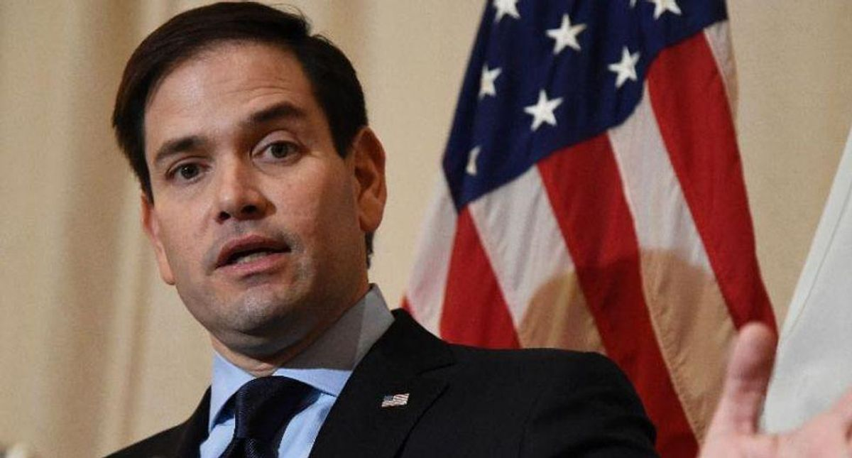 'I don't get angry Marco': Critics aren't convinced by Rubio's efforts to attract Trump voters