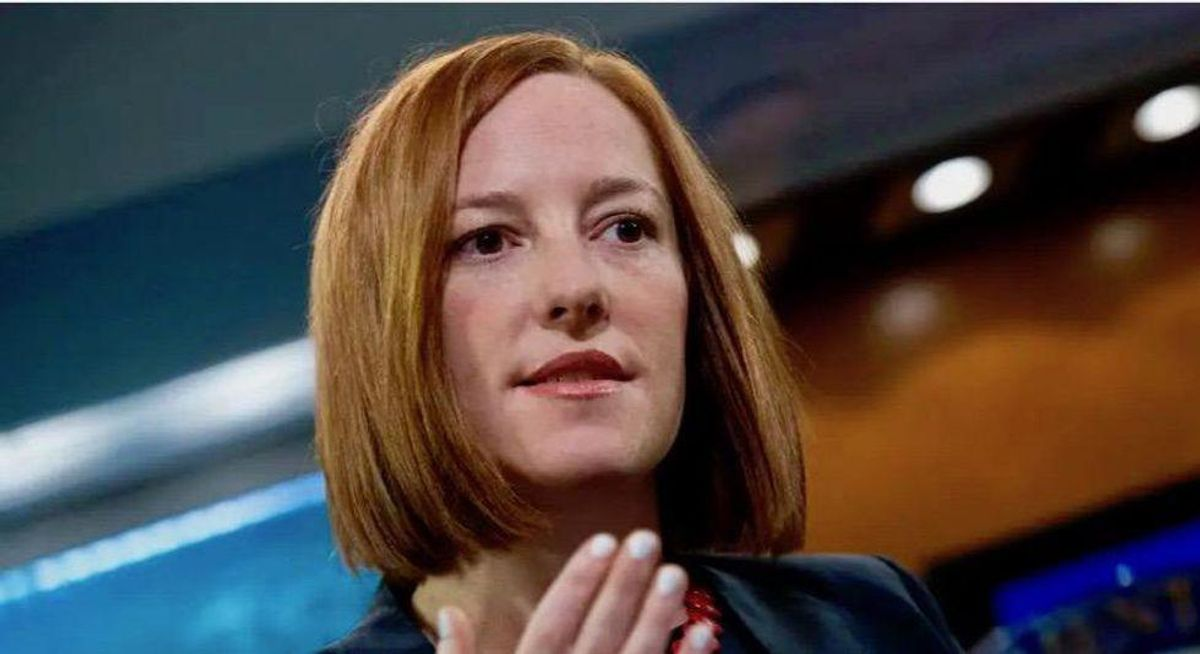 Jen Psaki compares Fox News reporters to Russian and Chinese propagandists