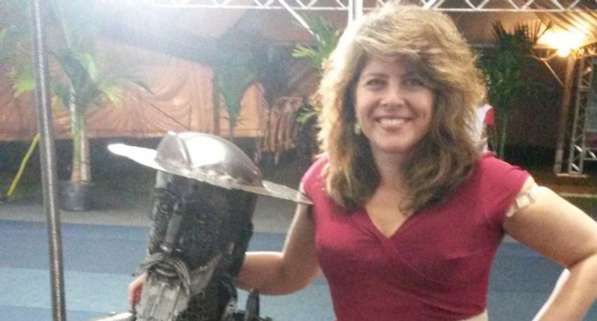 'Delusional' Naomi Wolf to headline anti-vax event that compares vaccines to chattel slavery
