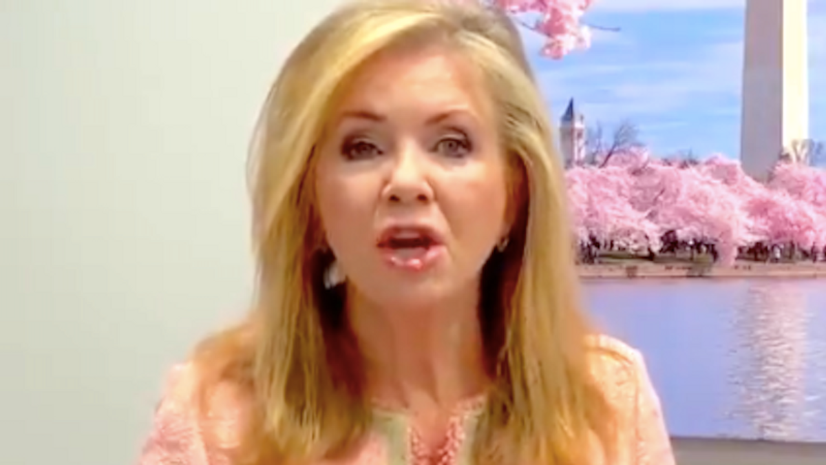 GOP's Marsha Blackburn ripped as an 'idiot' for her latest attack on Dr. Fauci: 'Ridiculous display of stupidity'