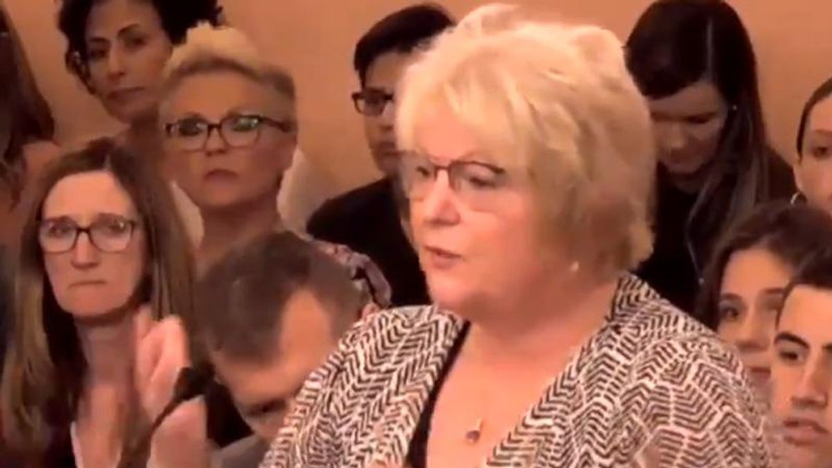 Anti-vaxxer tells Ohio lawmakers that the COVID-19 vaccine magnetizes people: 'Put a key on their forehead -- it sticks'