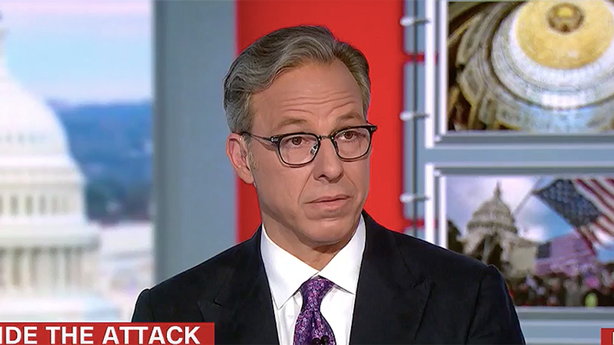 Jake Tapper details important items missing in the Republican 'report' on Jan. 6 the GOP refused to investigate