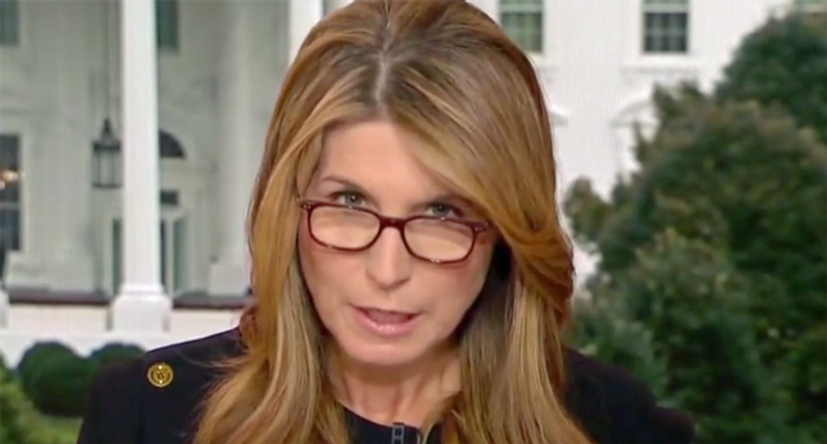 Nicolle Wallace says it isn't the ex-president that's the problem — it's a submissive Republican Party