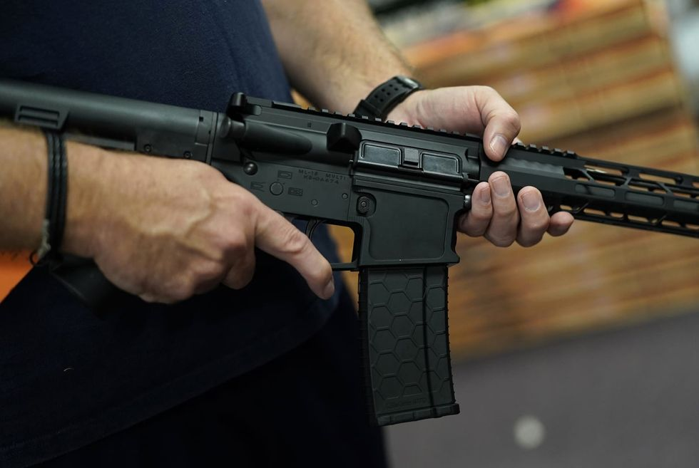 Assault rifle case about 'average guns used in average ways,' California judge wrote in reversing ban