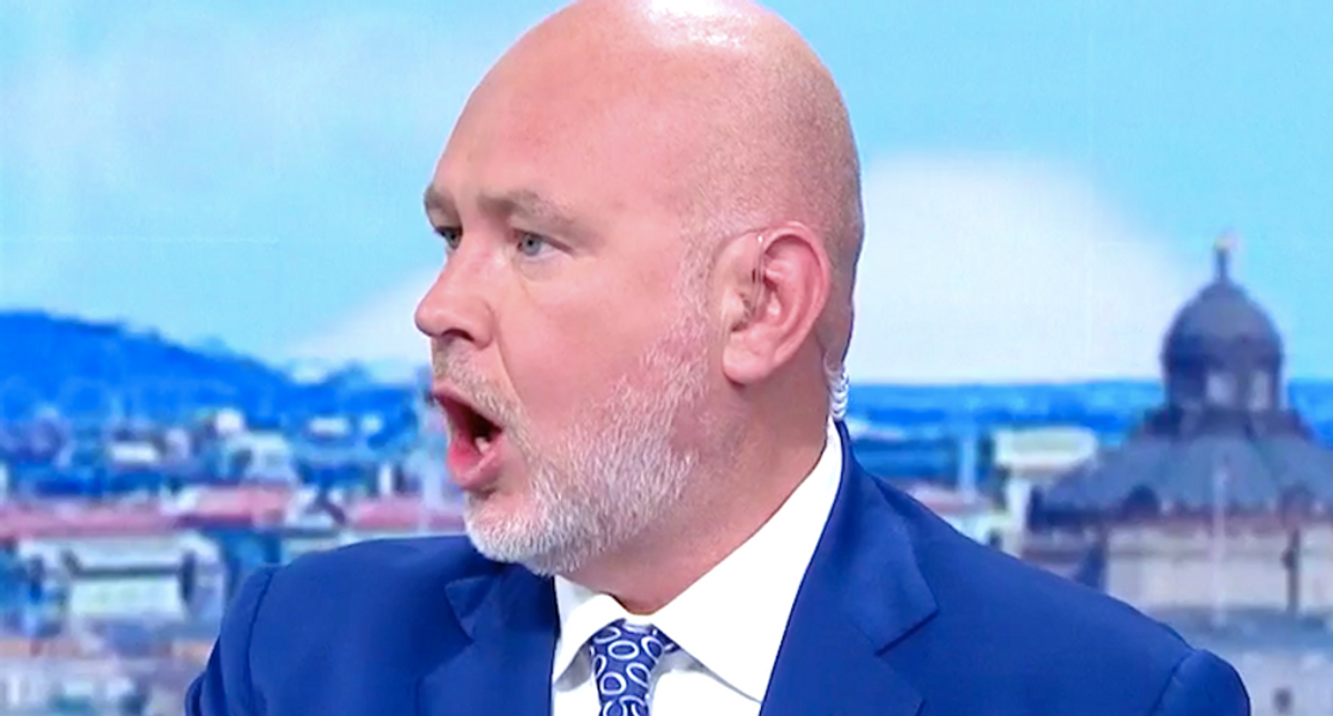 Steve Schmidt unleashes hell on the 'Fox News Sewer' for ramping up fake outrage at Kamala Harris