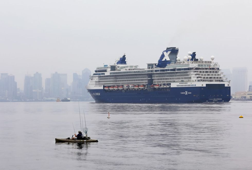 COVID-19 outbreak reported on Celebrity Millennium ship during first cruise in the Caribbean