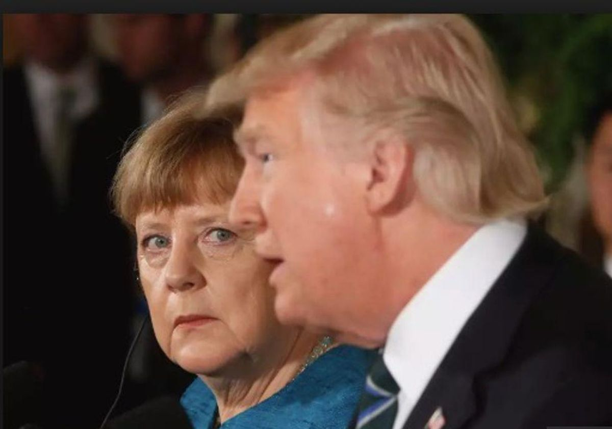 European allies relieved they don't have to deal with Trump anymore -- but fears still linger