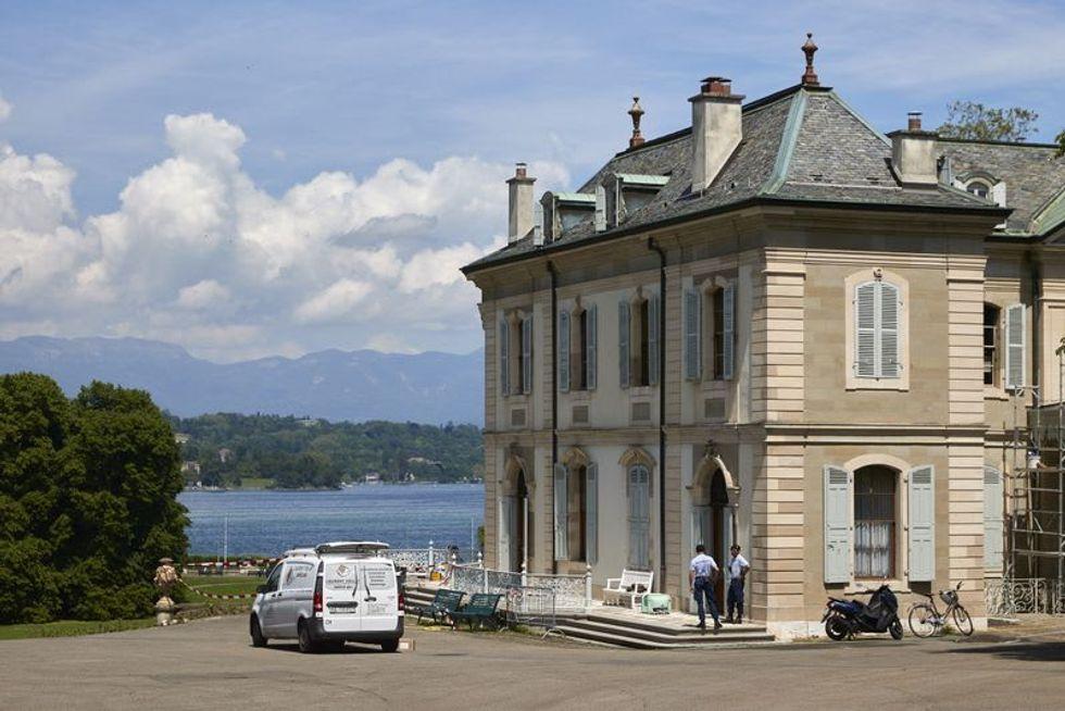 Biden, Putin set to meet in 18th-century Swiss villa for summit