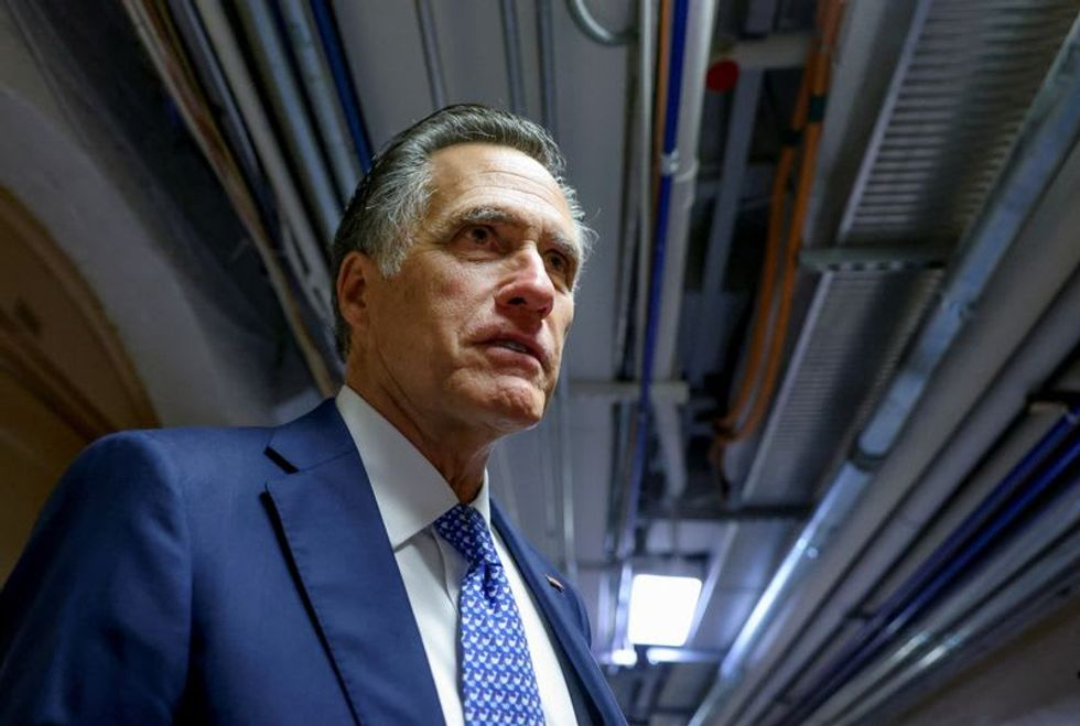 Mitt Romney says bipartisan infrastructure plan would not raise taxes
