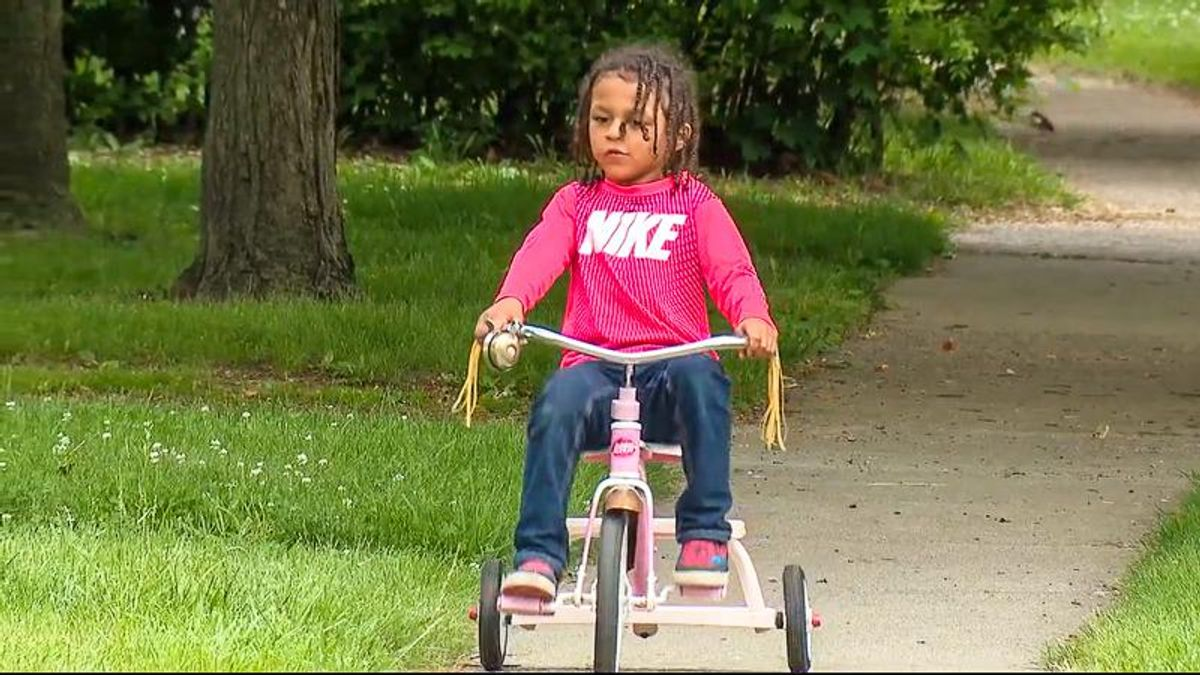 Man released on bond after shooting Black child who rode tricycle through his yard