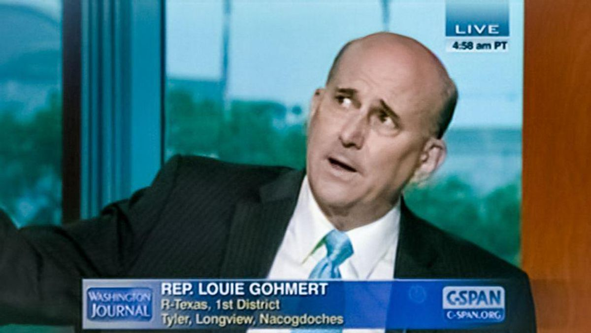 'Dumbest person' Louie Gohmert mocked after asking if Forest Service can change 'Earth's orbit'