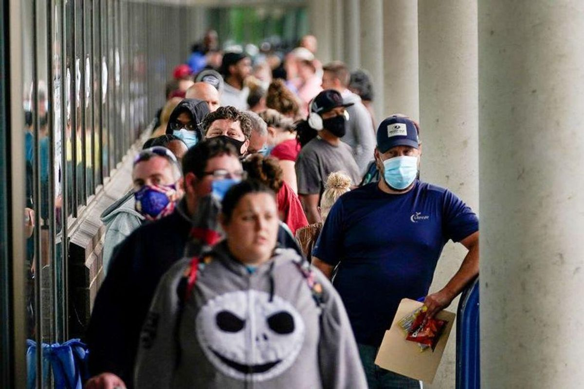 Fear of coronavirus will no longer be acceptable reason for Texans on unemployment to turn down job offers