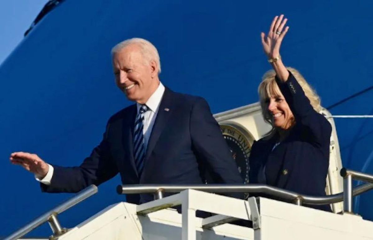 Biden and Johnson hold first meeting, but Northern Ireland casts shadow