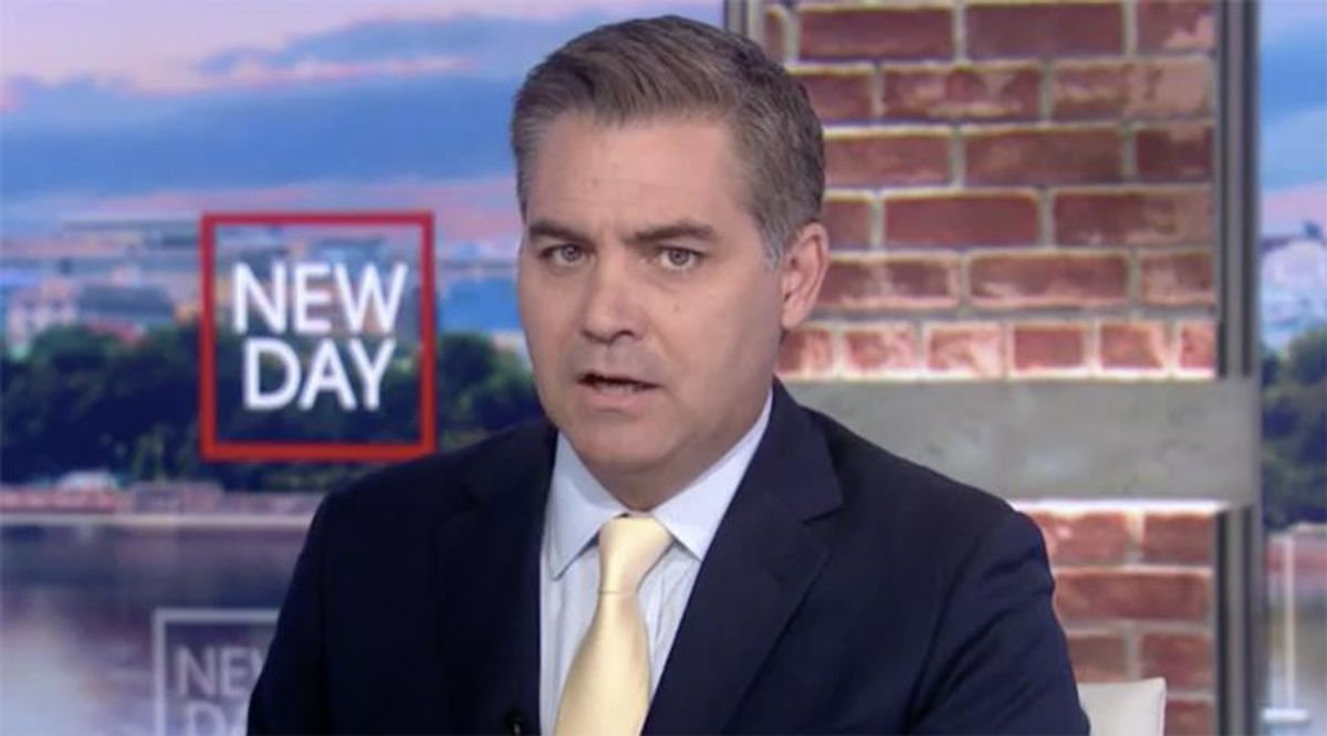 Trump appointee hammered by CNN's Jim Acosta for 'auditioning' for a job at Mar-a-Lago