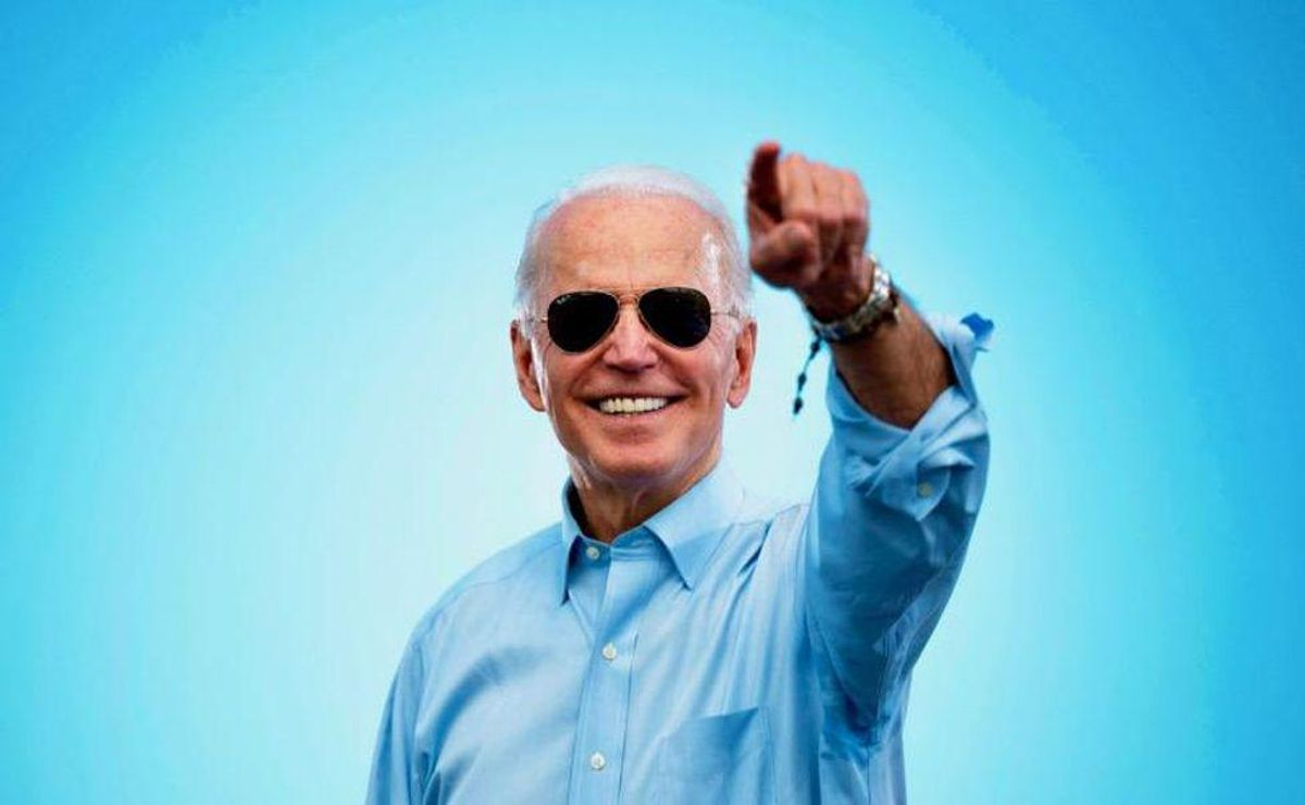World opinion of the US has rebounded under Biden