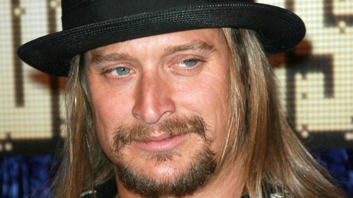 Kid Rock doubles down on his homophobia after video surfaces of him using anti-gay slur