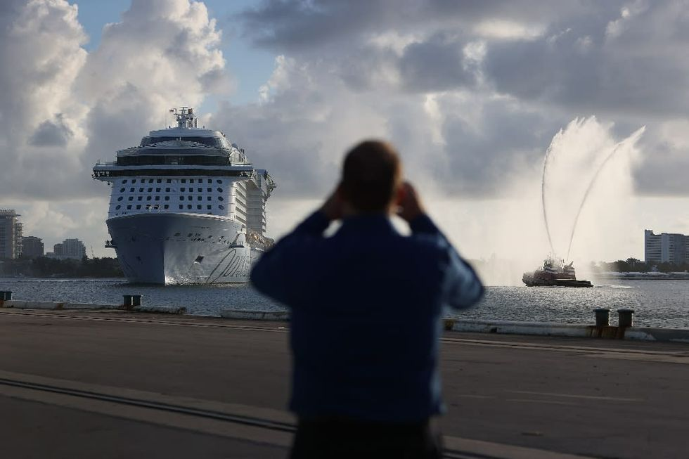 Cruise lines clashing with Ron DeSantis over requiring proof of coronavirus vaccines