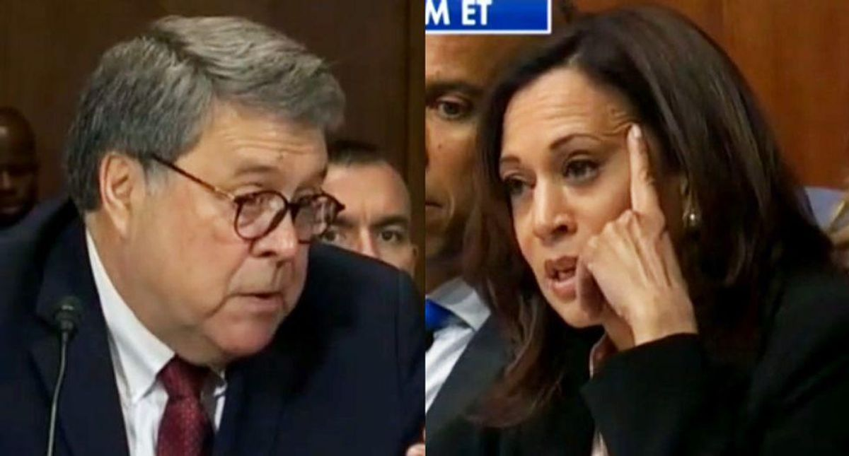 Bill Barr 'knew what he was hiding' when he lied to Senate panel about secret investigations: former FBI official