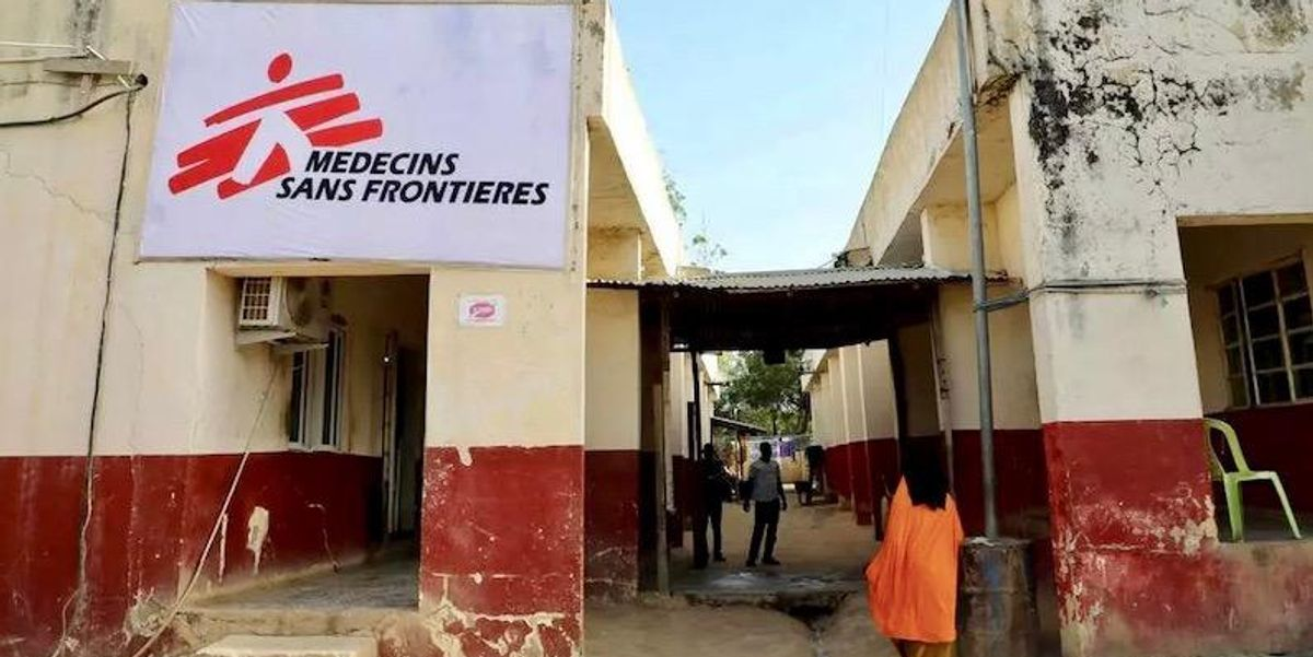 Doctors Without Borders: 50 years of 'French doctors' providing care, bearing witness