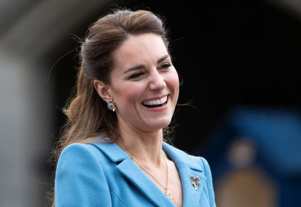 US first lady to visit British school with duchess Kate