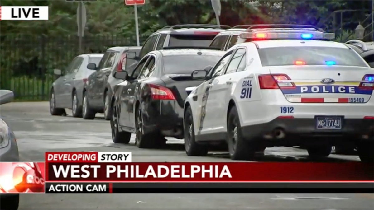 2 dead and 3-year-old wounded in West Philadelphia triple shooting: report