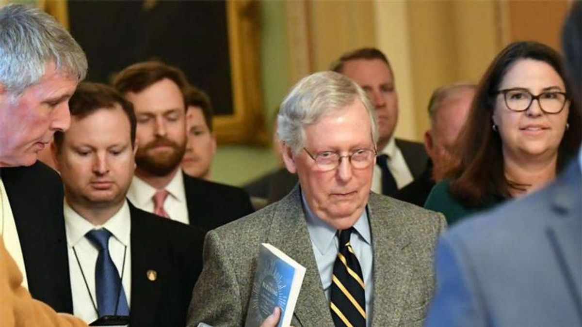 'Not good signs for the Republican Party': GOP lawmakers have a problem with their own voters