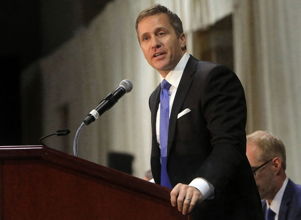 As Missouri Senate contenders peddle conspiracies, what's the damage to democracy?
