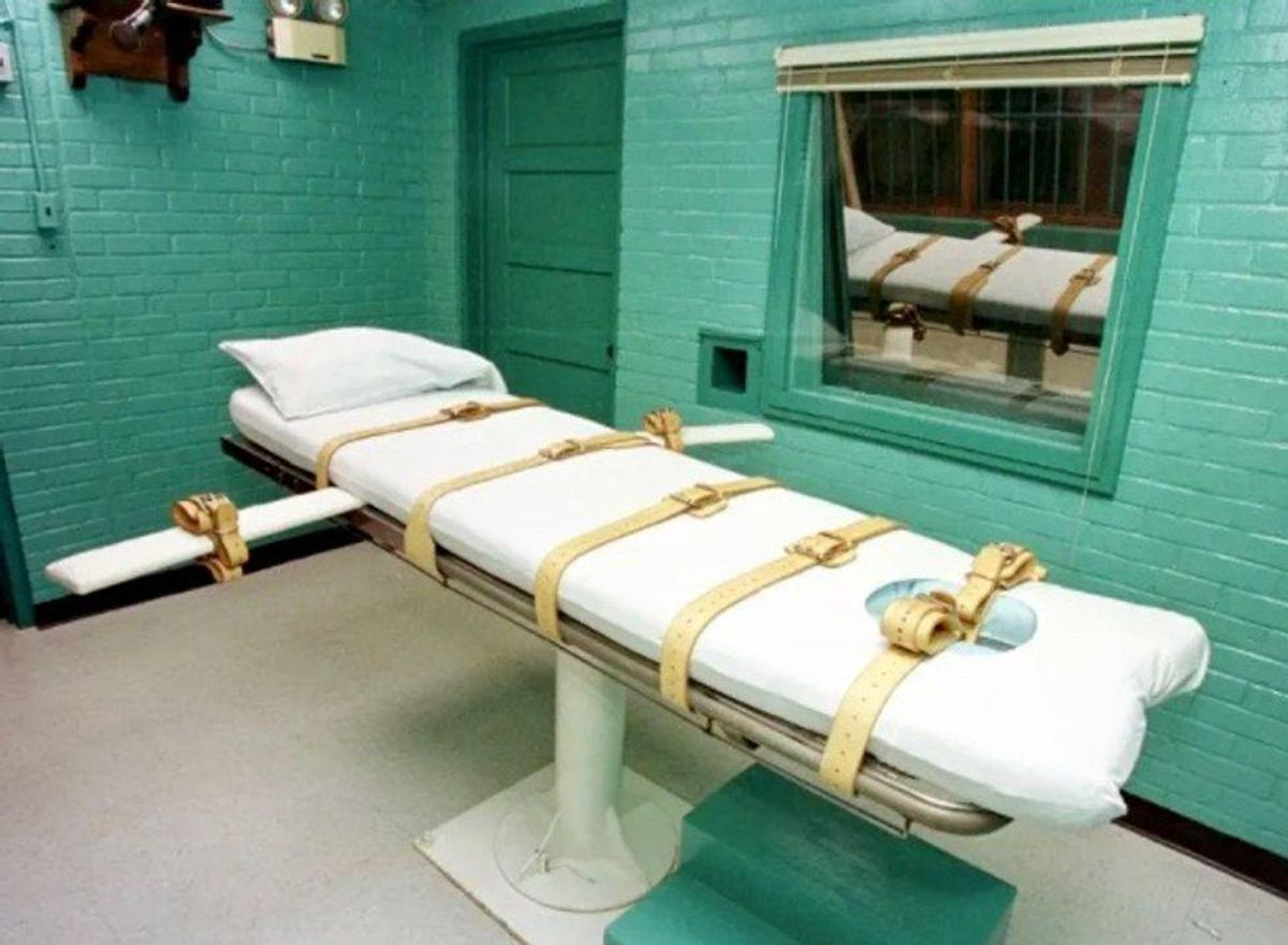 Wrongly executed? Director hopes film prompts Biden to curb death penalty
