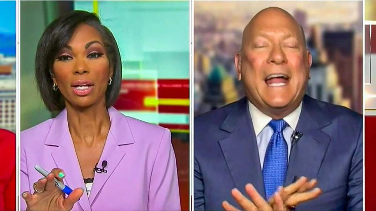 'We're talking about truth!' Liberal guest infuriates Fox News host by exposing Trump's election lies