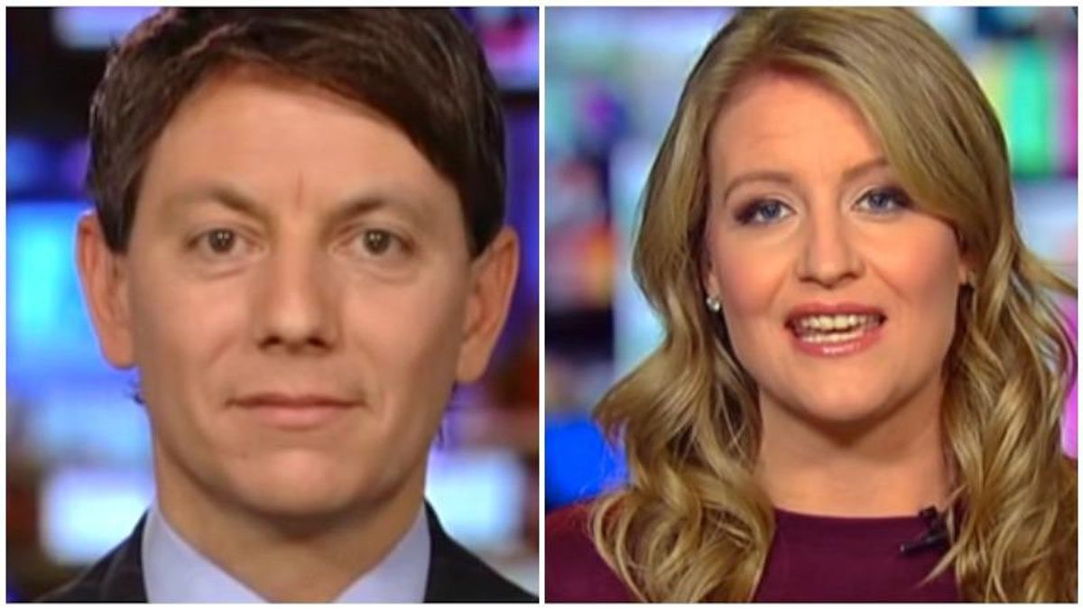 Hogan Gidley and Jenna Ellis to join pro-Trump Newsmax network