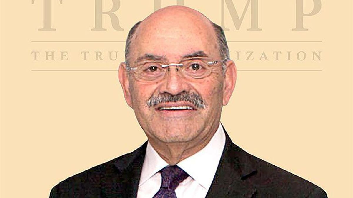 CFO Allen Weisselberg was also 'acting CEO' and 'basically' COO: Trump University prosecutor