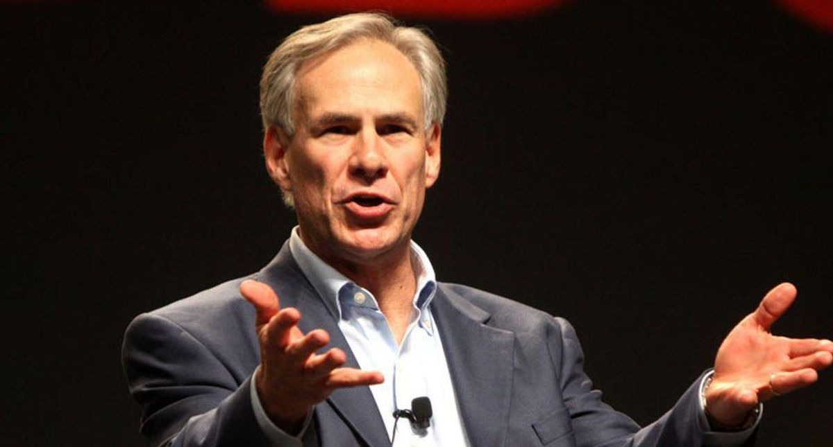 Texas governor kills bill that would teach children about domestic violence