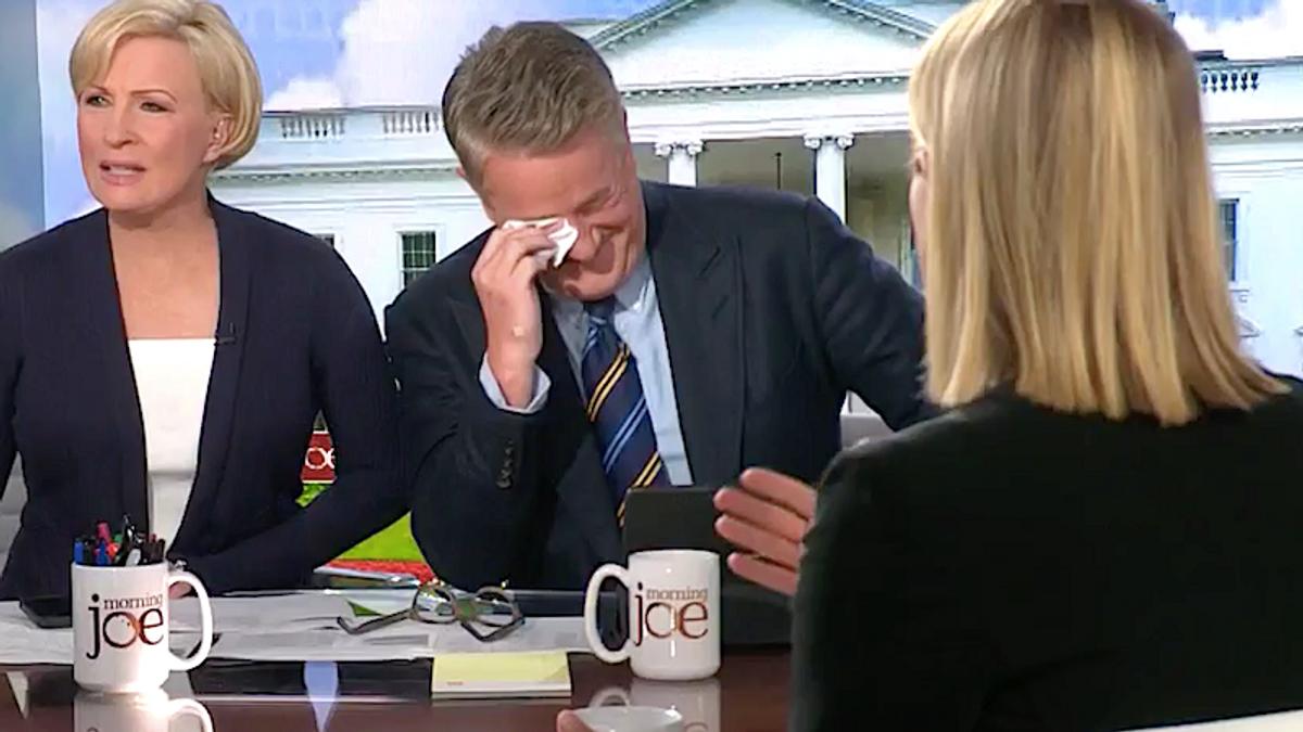 MSNBC's Morning Joe hilariously trolls 'impotent' Trump as Ron DeSantis grabs control of GOP