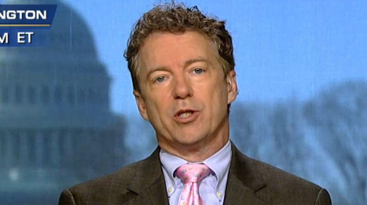 Rand Paul says people who've been infected with COVID-19 don't need to get vaccinated – is he right?