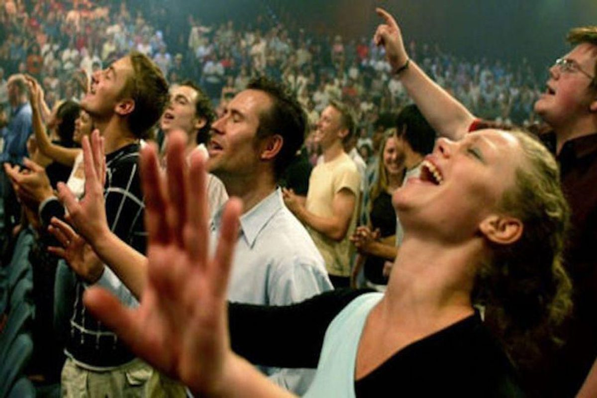 White Gen X and millennial evangelicals are losing faith in the conservative culture wars