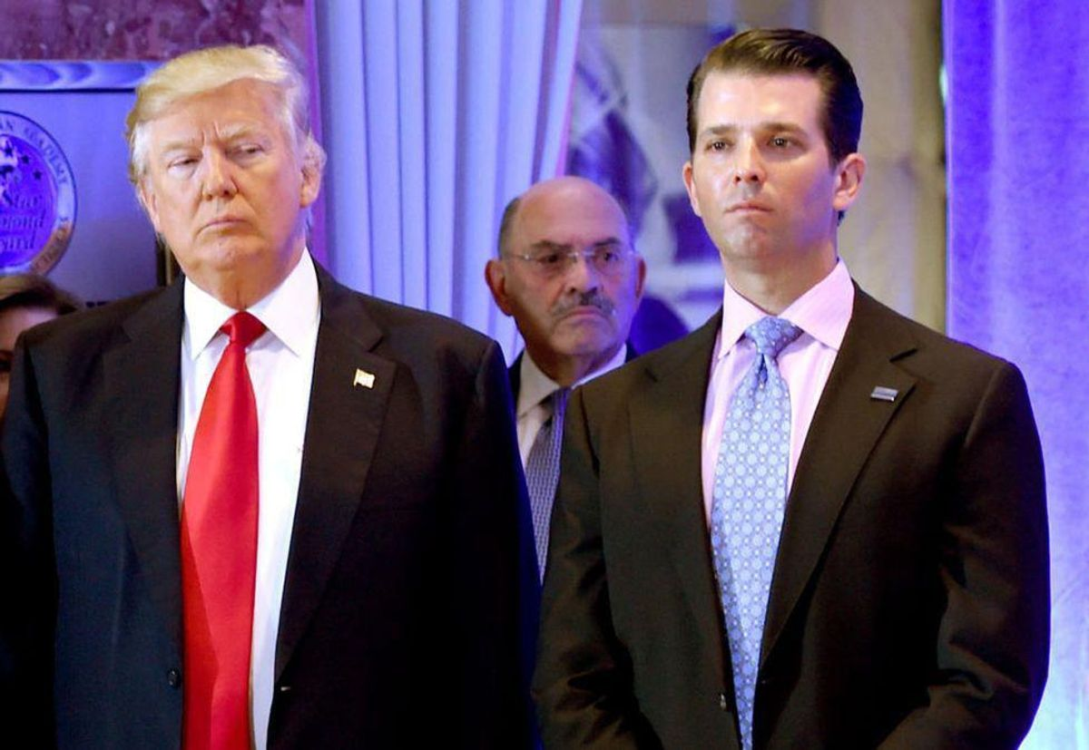 Allen Weisselberg isn't the only Trump Organization exec being probed by the Manhattan DA's office