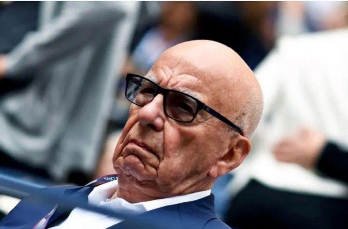 Rupert Murdoch is losing his tabloid empire -- which makes Fox News more dangerous than ever