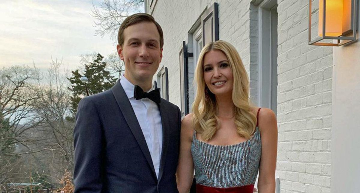 Ivanka and Jared's quiet 'distance' from Trump is part of a 'rehab tour' — but it will fail: Jim Acosta