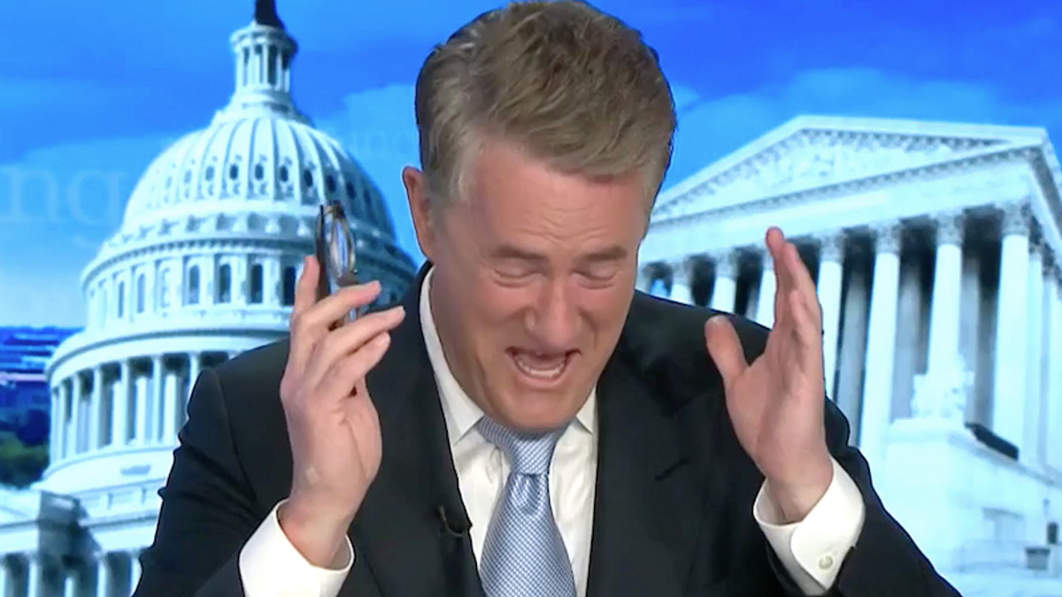 'Absolute insanity!' MSNBC's Morning Joe rips Republicans for trying to take elections away from voters